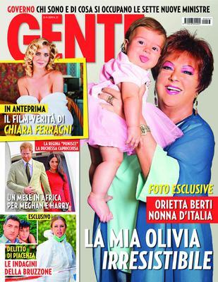 Gente Italia N.37 - 21 Settembre 2019