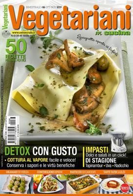 Vegetariani in Cucina - Ottobre-Novembre 2019