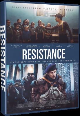 Resistance - La Voce Del Silenzio 2020 .avi AC3 WEBRIP - ITA - leggenditaly
