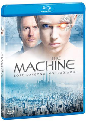The Machine 2013 .avi AC3 BRRIP - ITA - oasivip