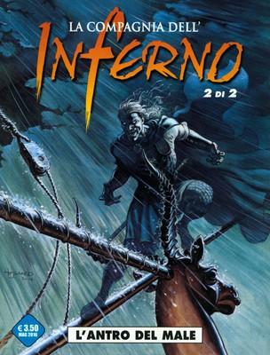 La Compagnia Dell'Inferno - Volume 2 - L'Antro Del Mare (2016)