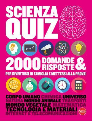 AA.VV. - Science World Focus Quiz N.1 (2017)