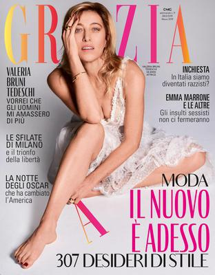 Grazia Italia N.11 - 28 Febbraio 2019