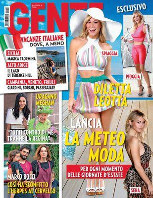 Gente Italia N.31 - 08 Agosto 2020