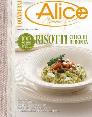 I Quaderni di Alice Cucina - Numero 33 2016