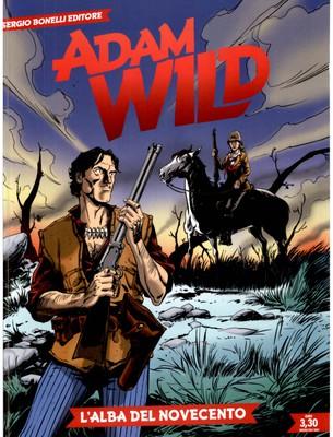 Adam Wild N.24 - L�alba del Novecento (2016)