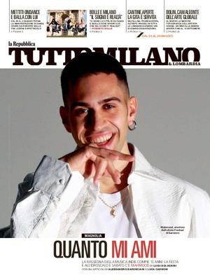 la Repubblica Tuttomilano N.1048 - 23 Maggio 2019