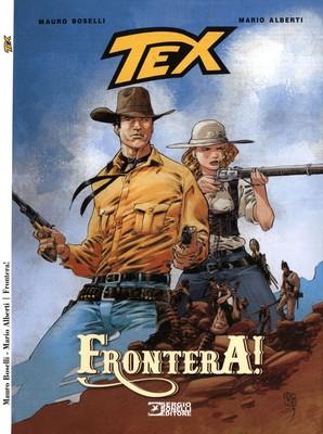 Tex Romanzi a Fumetti - Volume 2 - Frontera! (2015)
