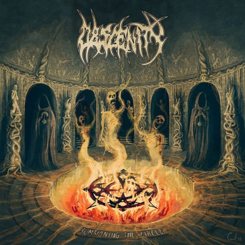 Obscenity - Summoning the Circle (2018)