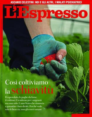 L'Espresso N.21 - 17 Maggio 2020