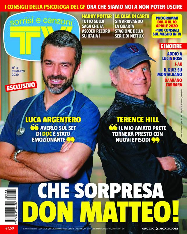 TV Sorrisi e Canzoni N.13 - 31 Marzo 2020