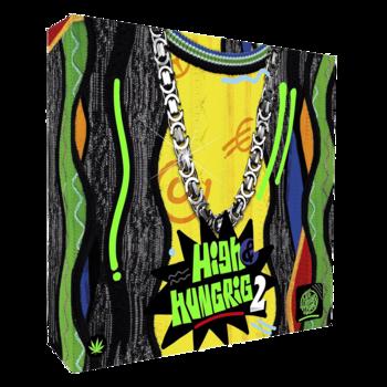 hiphop gzuz bonez mc high hungrig 2 limited box. Black Bedroom Furniture Sets. Home Design Ideas