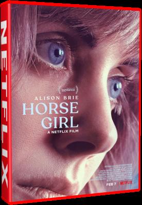 Horse Girl 2020 .avi AC3 WEBRIP - ITA - leggenditaly