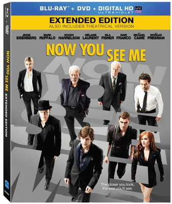Now You See Me - I Maghi del Crimine 2013 .avi AC3 BRRIP - ITA - hawklegend