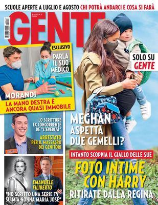 Gente Italia N.17 - 08 Maggio 2021
