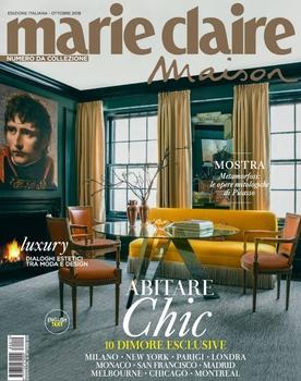 Marie Claire Maison Italia - Ottobre 2018
