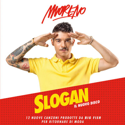 Moreno - Slogan (2016).Mp3 - 320Kbps