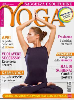 Vivere lo Yoga - Aprile-Maggio 2020