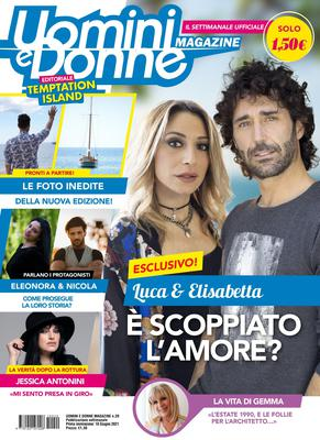 Uomini e Donne Magazine N.20 – 18 Giugno 2021