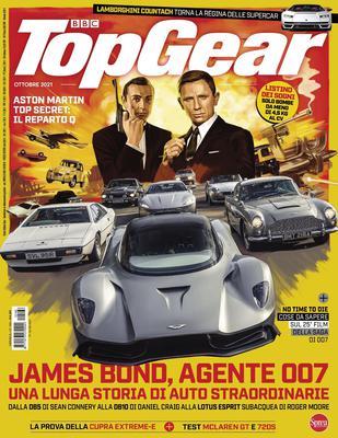 BBC Top Gear Italia – Ottobre 2021