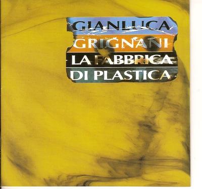 Gianluca Grignani - La Fabbrica di Plastica (1996).Flac