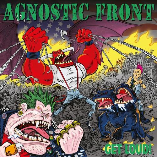 Agnostic Front - Get Loud! (2019)