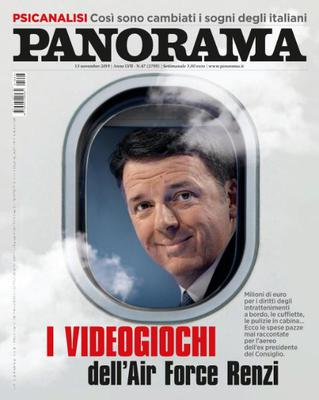 Panorama Italia N.47 - 13 Novembre 2019