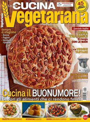 La Mia Cucina Vegetariana - Ottobre 2019