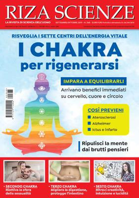 Riza Scienze - Settembre-Ottobre 2019
