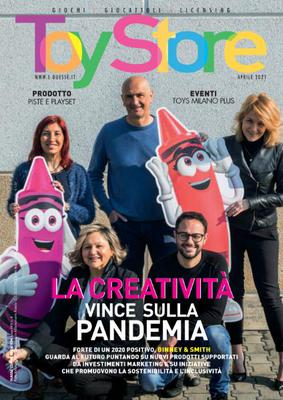 Toy Store - Aprile 2021