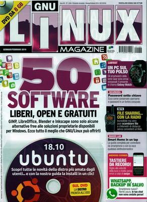 Linux Magazine - Gennaio-Febbraio 2019