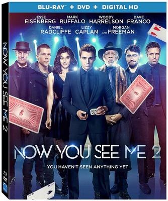Now You See Me 2 - I Maghi del Crimine 2016 .avi AC3 BRRIP - ITA - hawklegend
