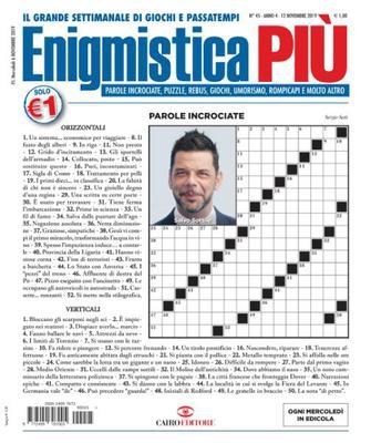 Enigmistica PIU N.45 - 12 Novembre 2019