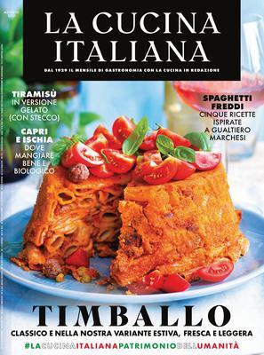 La Cucina Italiana – Agosto 2021