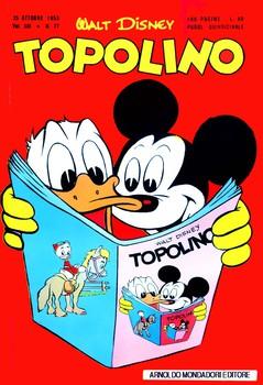 TOPOLINO LIBRETTO – N° 77 (1953)