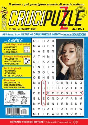 Crucipuzzle N.568 – Ottobre 2021