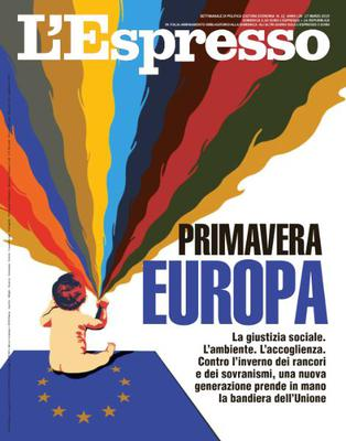 L'Espresso N.12 - 17 Marzo 2019