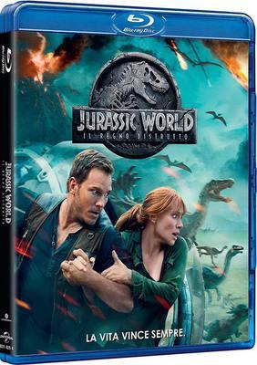 Jurassic World - Il Regno Distrutto 2018 .avi AC3 BRRIP - ITA - oasivip