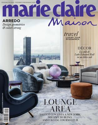 Marie Claire Maison Italia - Dicembre 2019-Gennaio 2020
