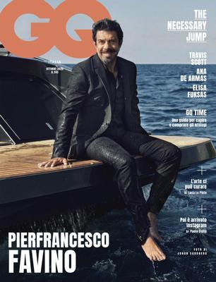 GQ Italia - Ottobre 2020