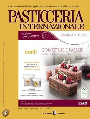 Pasticceria Internazionale - Giugno-Luglio-Agosto 2019