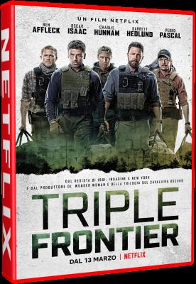 Triple Frontier 2019 .avi AC3 WEBRIP - ITA - leggendaweb