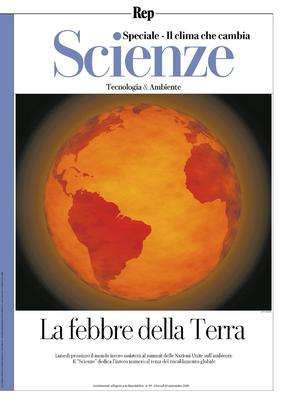 la Repubblica Scienze N.81 - 19 Settembre 2019