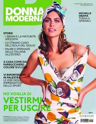 Donna Moderna N.22 - 14 Maggio 2020