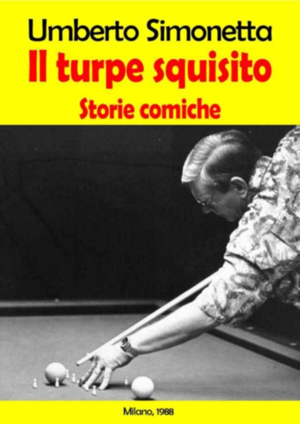 Umberto Simonetta - Il turpe squisito (1988)