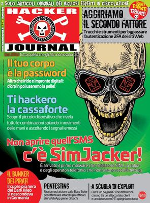 Hacker Journal N.238 - Novembre 2019