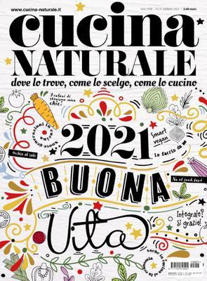 Cucina Naturale - Gennaio 2021
