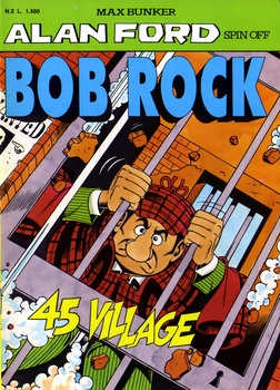 Bob Rock - Volume 2 - 45 Village (1996)