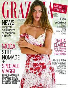 Grazia Italia N.23 – 24 Maggio 2018