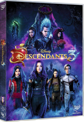 Descendants 3 2019 .avi AC3 DVDRIP - ITA - leggenditaly